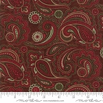 Once Upon a Memory 6731 14 Copper Paisley, Holly Taylor by Moda