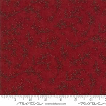 Once Upon a Memory 6733 15 Crimson Berry Branch, Holly Taylor by Moda