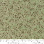 Once Upon a Memory 6733 18 Light Green Berry Branch, Holly Taylor by Moda