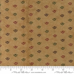 Return to Cub Lake Flannel 6743 11F Bear Paw Gold, Holly Taylor by Moda