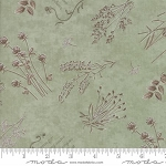 Prairie Grass 6751 12 Field Flowers Pepper Grass, Holly Taylor by Moda