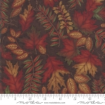 Country Charm 6791 17 Leaves Barnwood, Holly Taylor by Moda