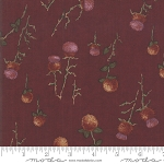Country Charm 6792 13 Clover Rustic Red, Holly Taylor by Moda