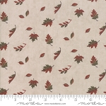 Country Charm 6793 12 Mini Leaf Oat, Holly Taylor by Moda