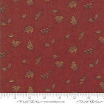 Country Charm 6793 16 Mini Leaf Spice, Holly Taylor by Moda