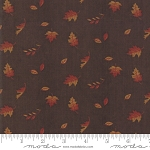 Country Charm 6793 17 Mini Leaf Barnwood, Holly Taylor by Moda