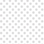 KimberBell Basics 8216 WW White Dots, Maywood Studio