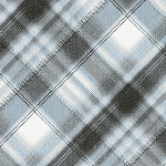 Into the Woods Flannel 8491F 05 Plaid Blue Mist, Kanvas by Benartex