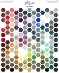 Spectrum Print 885D 130 Hoffman Dots Panel