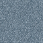 Winter Wool Tweed Flannel 9618F 52 Denim, Benartex