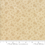 Through the Years 9622 21 Tonal Tan Mini Floral Kansas Troubles Moda