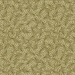 Boughs of Beauty 9661W 40 Wide Backing Moss Green Benartex