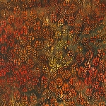 Farm Country 20320 16 Brown Artisan Batik Robert Kaufman