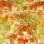 Farm Country 20321 158 Wheat Artisan Batik Robert Kaufman