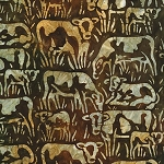Farm Country 20325 268 Nature Artisan Batik Robert Kaufman