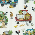 Down on the Farm 19300 261 Trucks Farm Animals Robert Kaufman