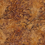 Natures Lodge Batik B5029 Cedar, Timeless Treasures