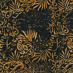 Sumatra B5264 Black Batik, Timeless Treasures