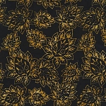 Sumatra B7053 Jet Batik, Timeless Treasures