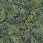Natures Lodge Batik B7779 Pine, Timeless Treasures