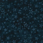 Freedom Batik B7839 Blue, Timeless Treasures