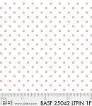 Basically Hugs Flannel 25042 Pink Dots, P and B Textiles