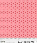 Basically Hugs Flannel 26422 Pink Hexies, P and B Textiles