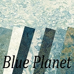 Northcott Stonehenge Gradations Blue Planet 1 Yard Collection Northcott