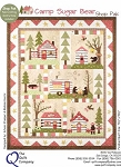 Camp Sugar Bear Quilt Kit, Sensibility by Maywood Studio