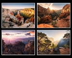 Canyons Digital 4 Panel 4113 MU, P & B Textiles
