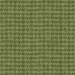 Maywood Flannel Woolies F18503 G3 Light Green Houndstooth