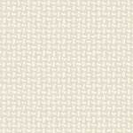 Maywood Flannel Woolies F18509 E Cream Basketweave