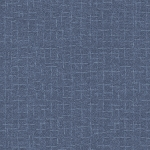 Maywood Flannel Woolies F18510 B Blue Crosshatch