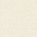 Maywood Flannel Woolies F18510 E Cream Crosshatch