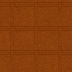 Maywood Flannel Woolies F18511 O Orange Grid