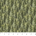 Lakeside Lodge Flannel F23557 74 Trees, Northcott