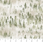 Lakeside Lodge Flannel F23558 91 Forest, Northcott