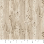 Frosted Woodland Flannel F23634 14 Woodgrain, Northcott