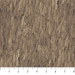 Frosted Woodland Flannel F23635 34 Bark, Northcott