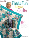 Fast and Fun 3 Yard Quilts Fabric Café