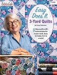 Easy Does It 3 Yard Quilts Fabric Café
