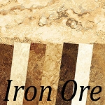 Northcott Stonehenge Gradations Iron Ore 1 Yard Collection Northcott