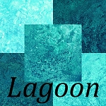 Northcott Stonehenge Gradations Brights Lagoon 1 Yard Collection Northcott