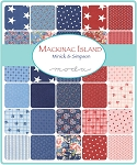 Mackinac Island Charm Pack, Minick and Simpson by Moda