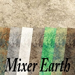 Northcott Stonehenge Gradations 39382 Mixers Earth 1 Yard Collection Northcott
