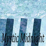 Northcott Stonehenge Gradations Mystic Midnight 1 Yard Collection Northcott
