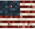 American Legacy Flag Panel P9426, Riley Blake