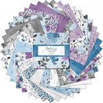 Awakenings 5 Inch Charm Pack Squares Wilmington Prints