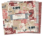 Farmhouse Chic 5 Inch Charm Pack Wilmington Prints