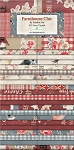 Farmhouse Chic Jelly Roll Strips Wilmington Prints